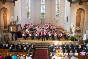 Jubiläums-Kirchenkonzert